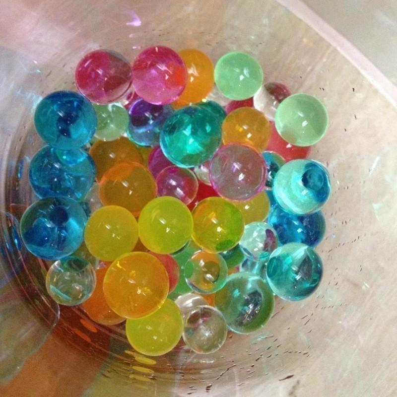 Как сделать растущих шариков