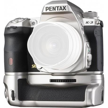 Pentax K-3 Premium Edition hõbedane
