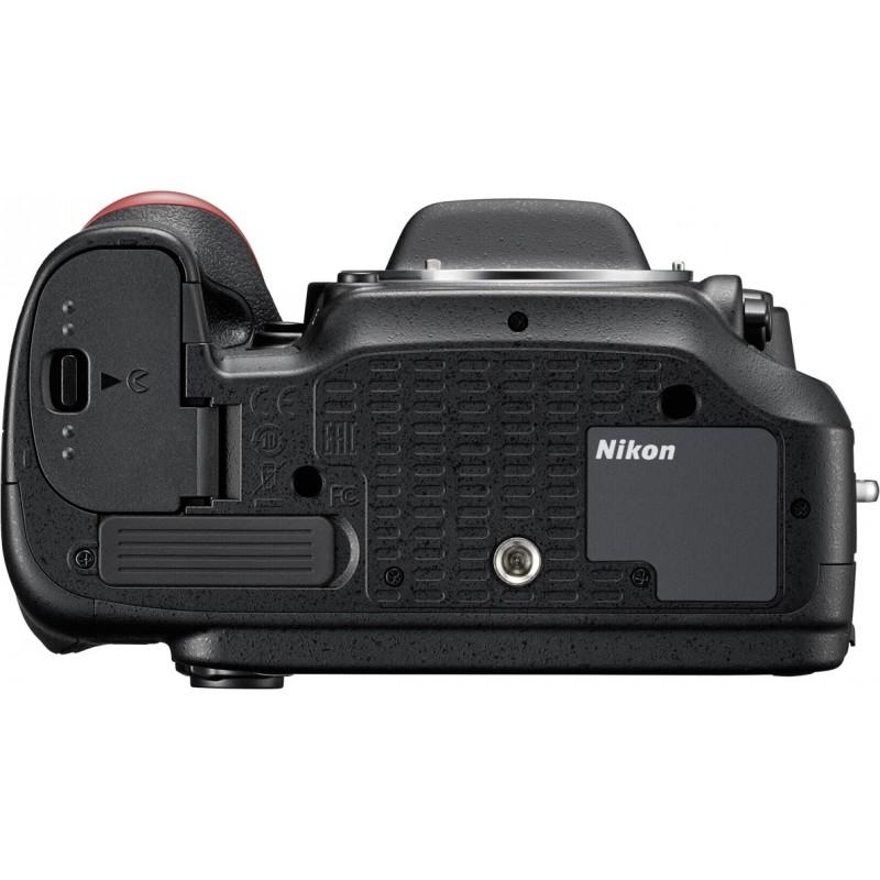 Nikon D7200 + Tamron 18-200VC