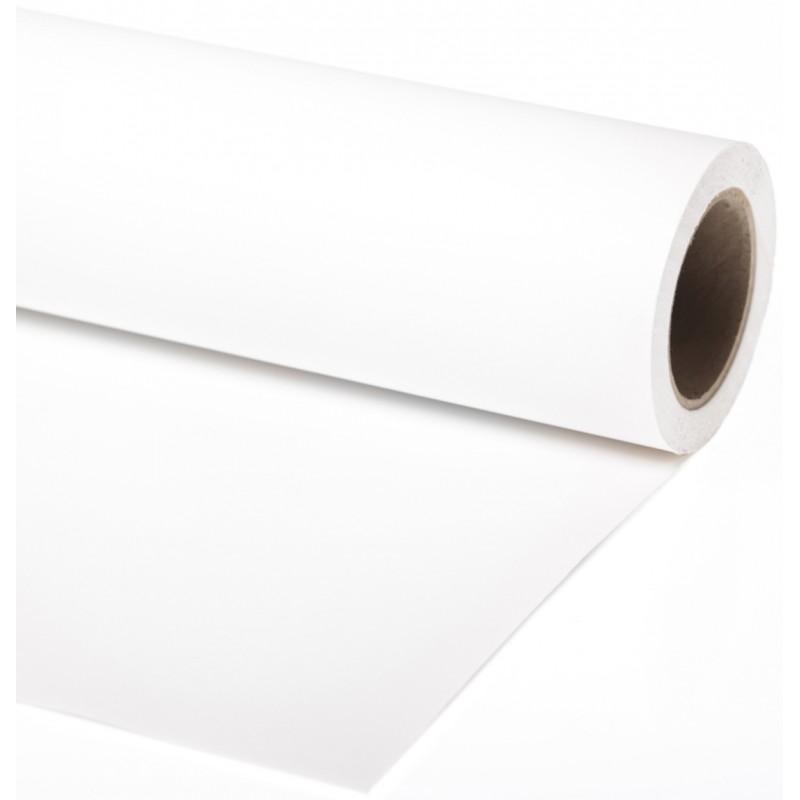 Lastolite paberfoon 2,75x11m, super valge (9001)