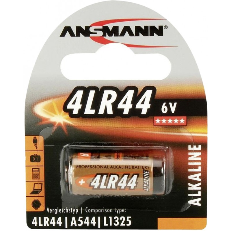 Ansmann battery 4LR44/1B