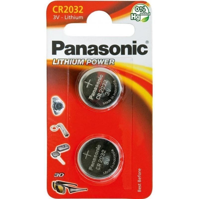 Panasonic battery CR2032/2B