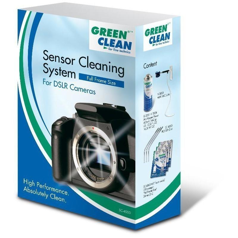 Green clean sensor cleaning ochtend schoonmaakwerk for Sensor schoonmaken