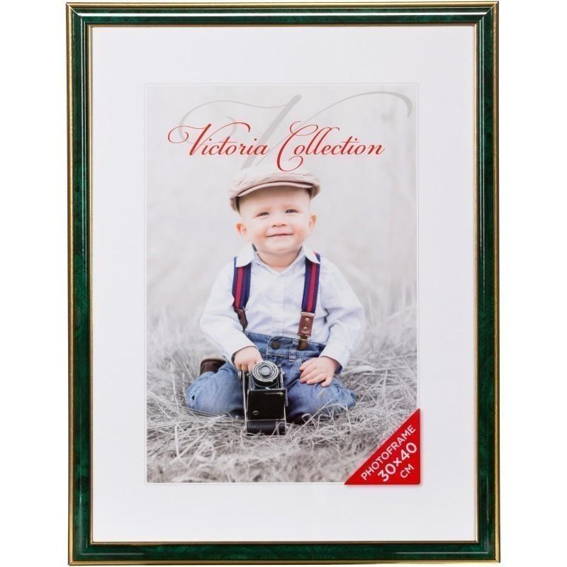 Photo frame Lord 30x40, green - Photo frames - Nordic Digital