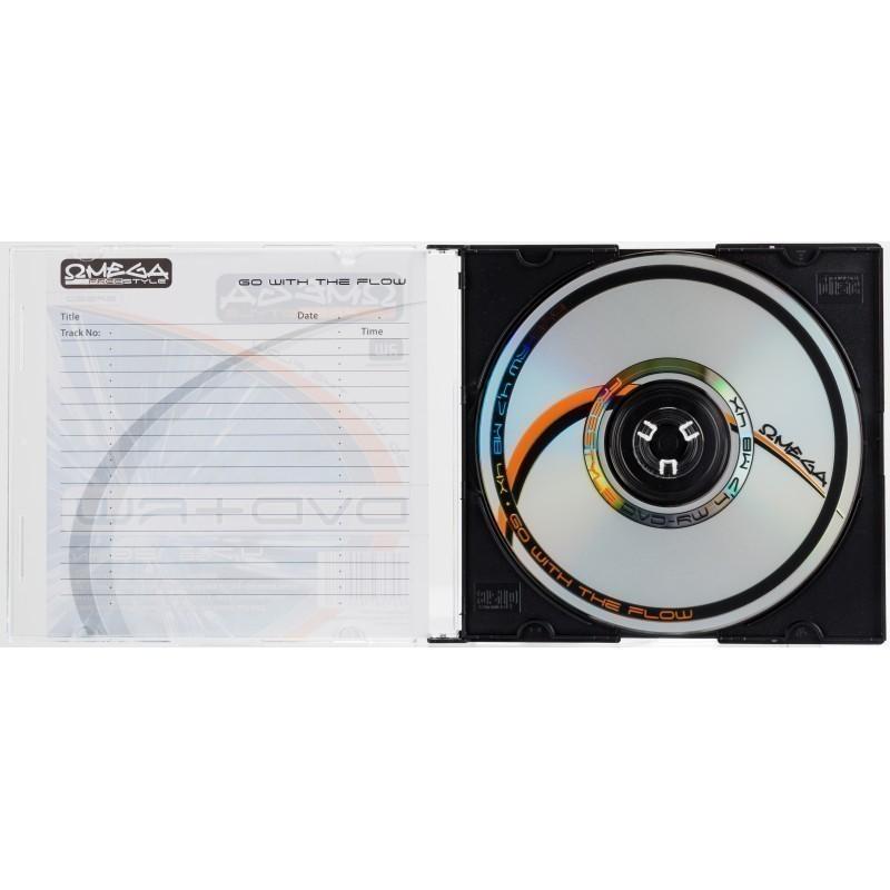 Omega Freestyle DVD+RW 4,7GB 4x slim