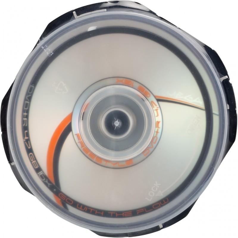 Omega Freestyle DVD+R 4,7GB 16x 10tk tornis