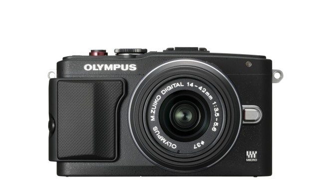 Olympus PEN Lite E-PL6 + 14-42mm II R Kit, must