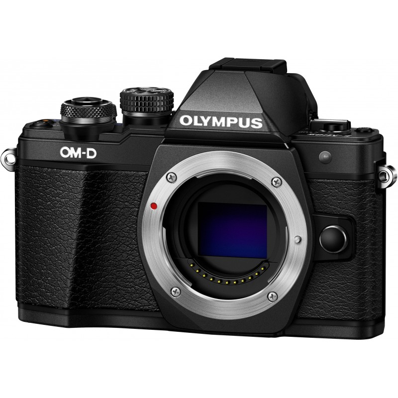 Olympus OM-D E-M10 Mark II  body, black