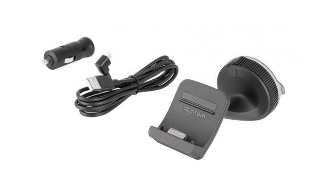 TomTom GPS mount + charger Click & Go (9UUB.001.28)