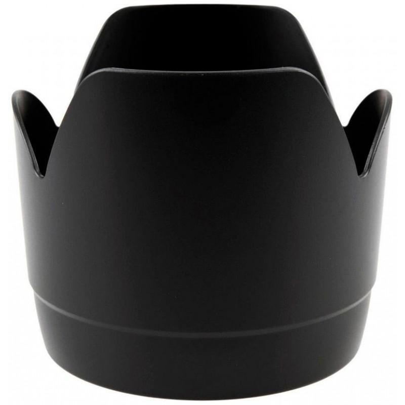 DigiCAP päikesevarjuk Canon ET-83II, must