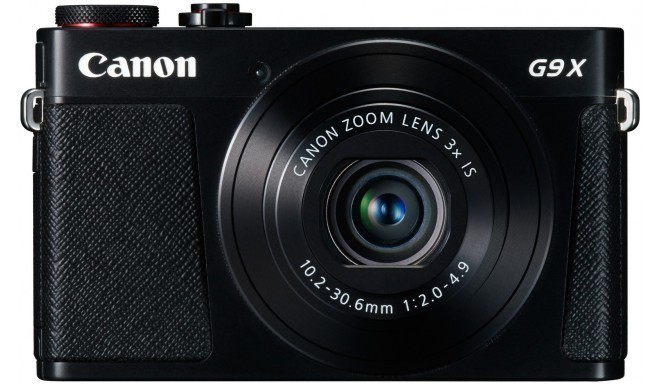 Canon PowerShot G9 X, черный