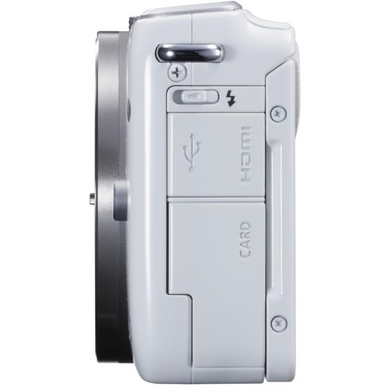 Canon EOS M10  kere, valge