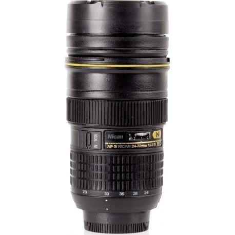 Cammug objektiivikujuline termotass Nikon