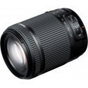 Canon EOS 100D + Tamron 18-200mm VC