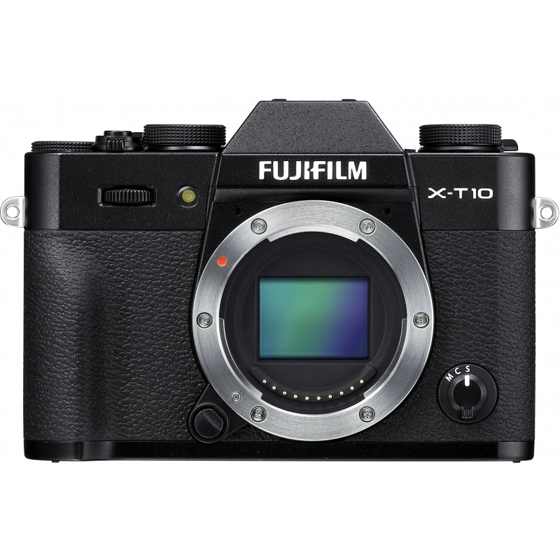 Fujifilm X-T10 + 18-135mm Kit, must