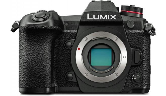 Panasonic Lumix DC-G9 корпус