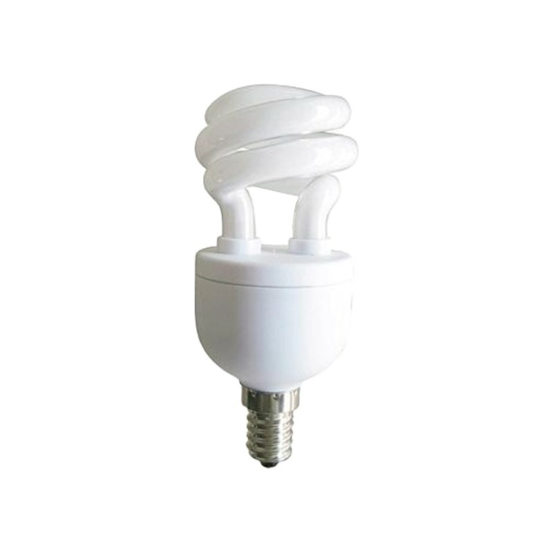 Panasonic Energy Saving Bulb E14 5w 2700k Spiral Efd5e27hde14e Energy Saving Bulbs Photopoint