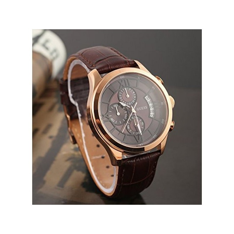 1bce1503522 Meeste Kell Guess W14052G2 (43 mm) - Mens watches - Photopoint
