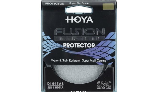 Hoya защитный фильтр Protector Fusion Antistatic 52мм