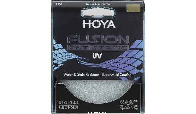 Hoya filter UV Fusion Antistatic 72mm