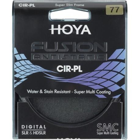 Hoya filter ringpolarisatsioon Fusion Antistatic 77mm