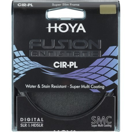 Hoya filter ringpolarisatsioon Fusion Antistatic 58mm