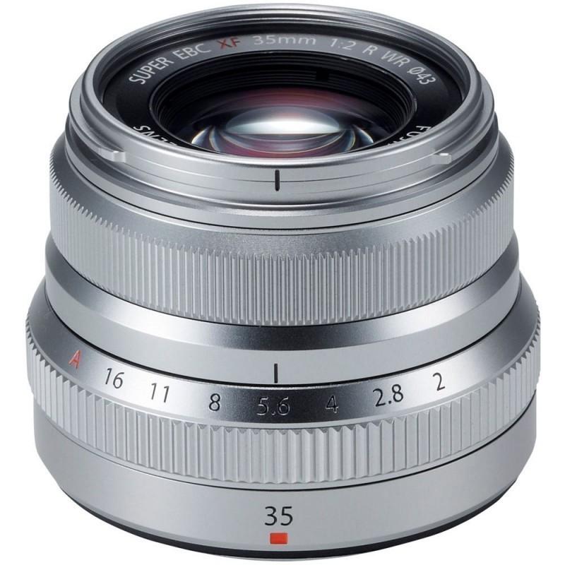 Fujifilm X-T10 + 35mm f/2.0, hõbedane
