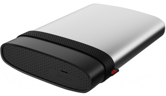 Silicon Power väline kõvaketas 1TB Armor A85M, hõbedane
