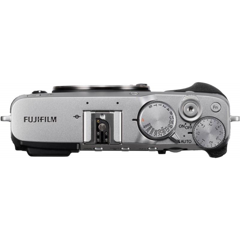 Fujifilm X-E3 + 23mm f/2.0 Kit, silver