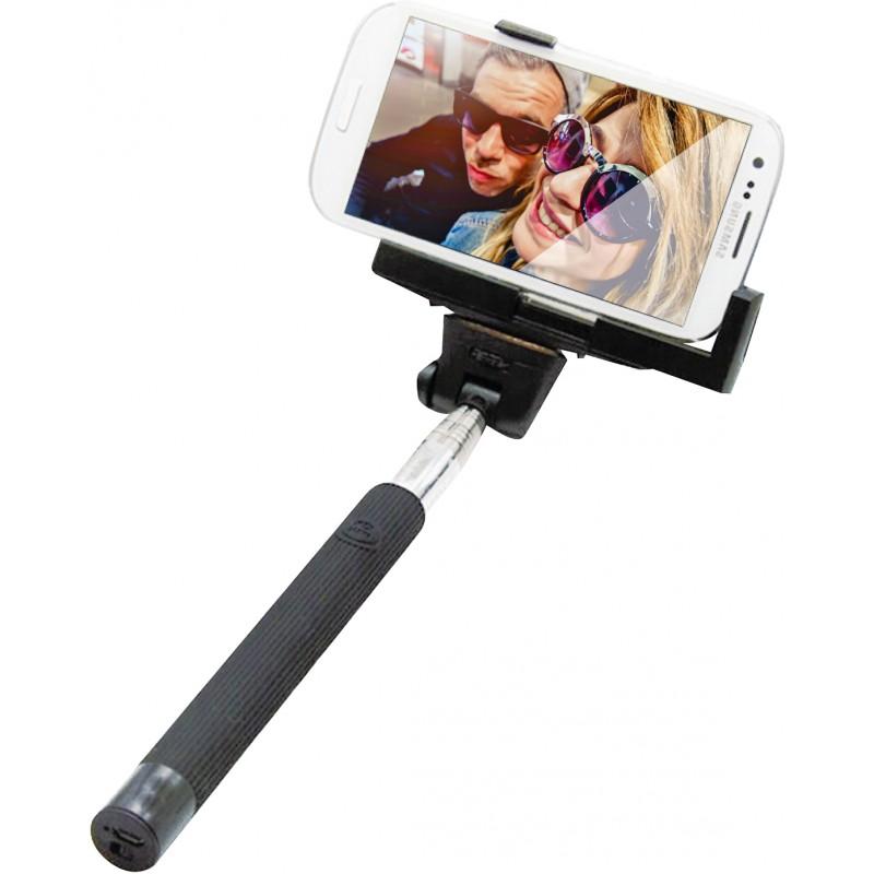 Omega käsistatiiv Selfie Monopod Bluetooth OMMPB (42619)