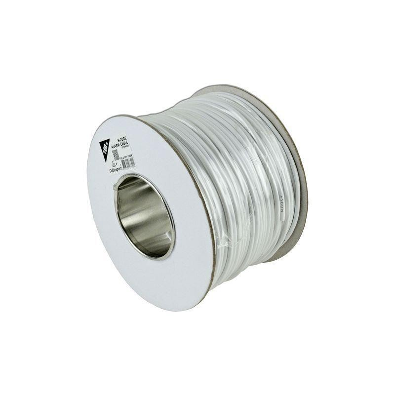 Gembird stranded shielded 6-core alarm and telephone cable ,100m ...