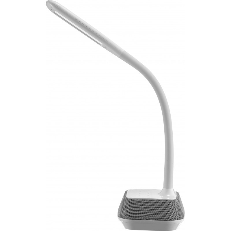 Platinet desk lamp with speaker & USB charger PDLM6U 18W (44126)