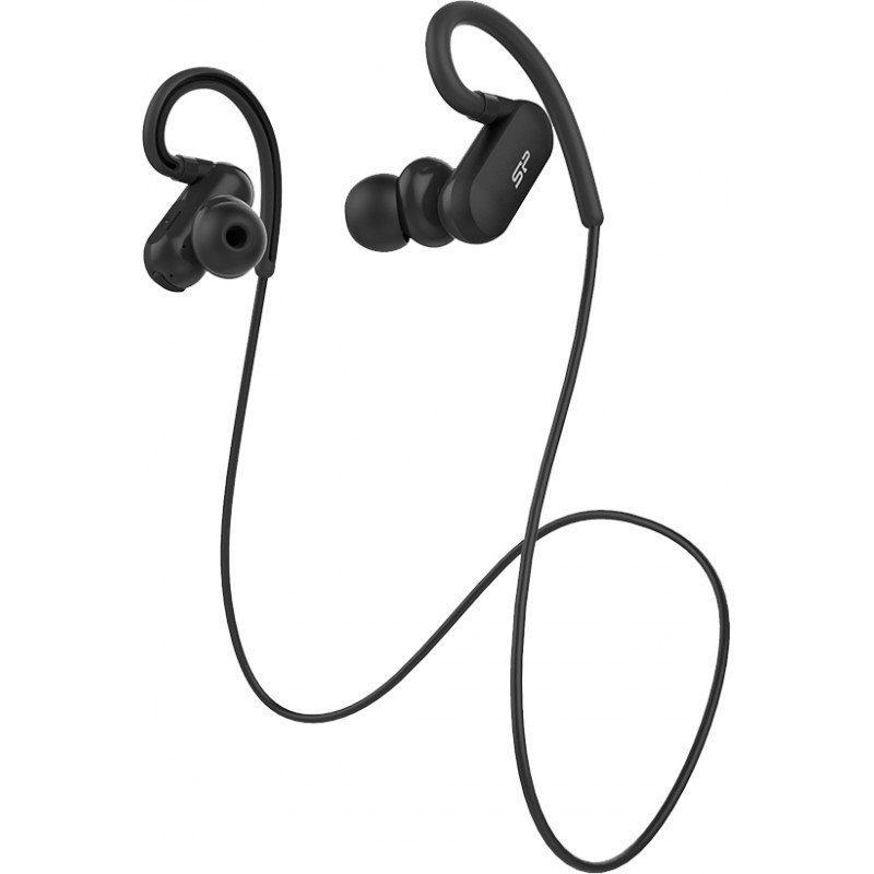 Silicon Power earphones BP51 BT, black