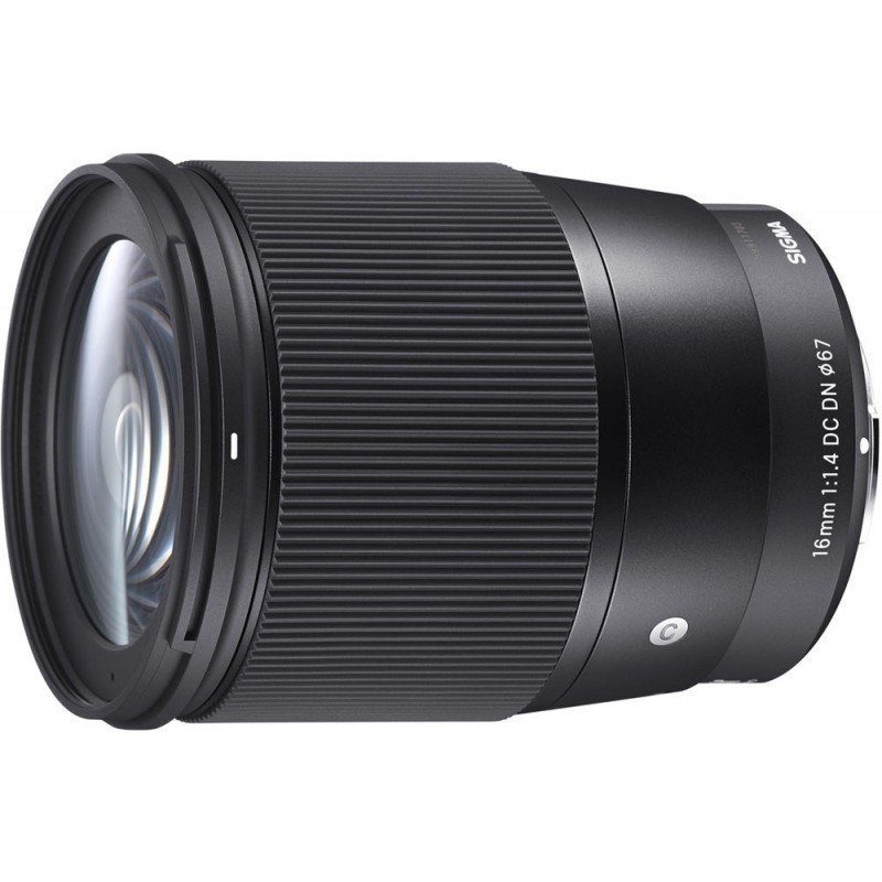 Sigma 16mm f/1.4 DC DN Contemporary objektiiv Micro Four Thirds