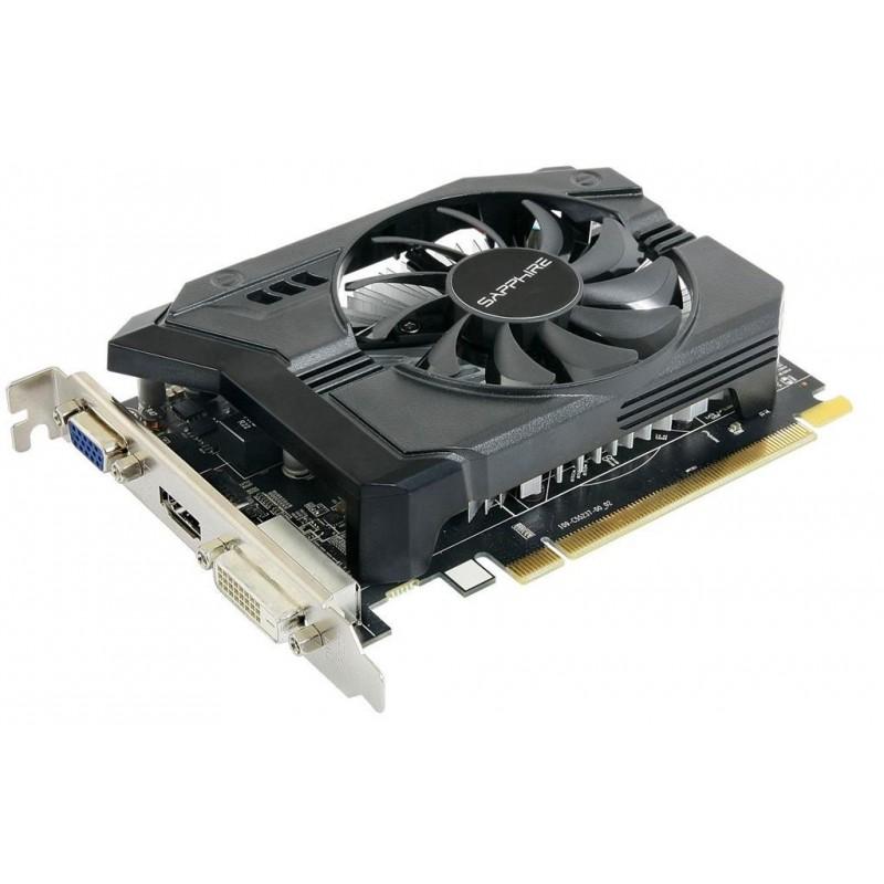 Sapphire Radeon R7 250, 2GB DDR3 (128-Bit), HDMI, DVI, VGA, BULK