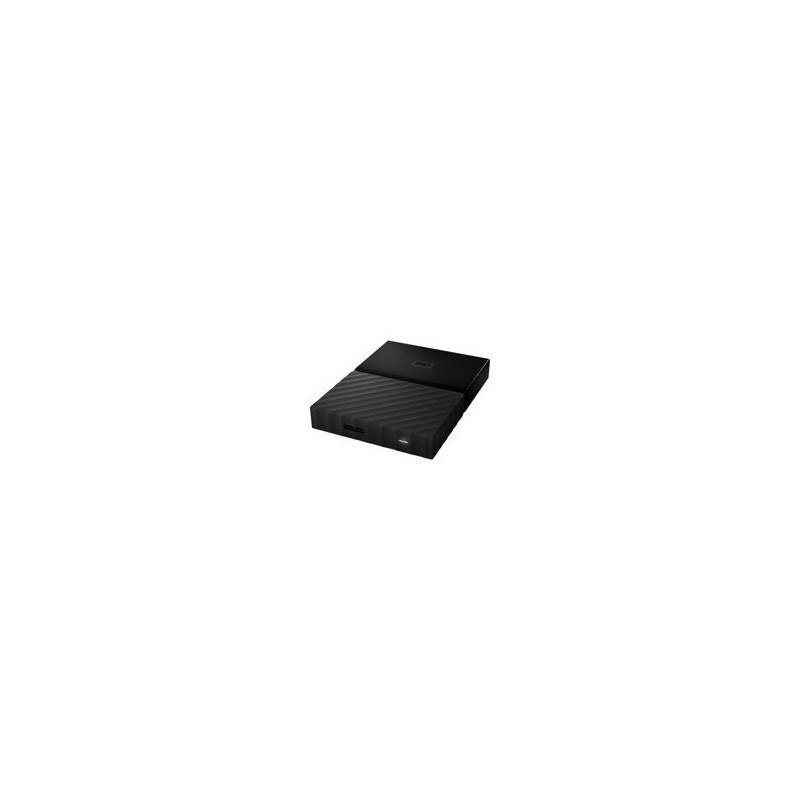 Western Digital external HDD 1TB My Passport Mac USB 3 0