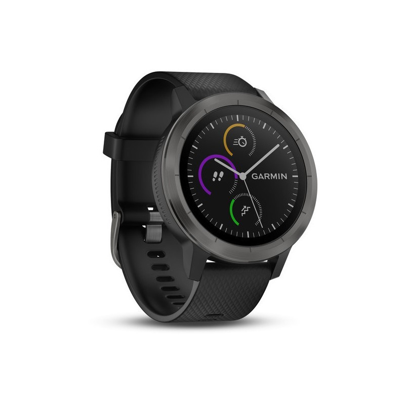 Garmin Vivoactive 3 GPS, черный