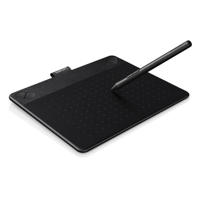 Wacom graafikalaud Intuos Comic Pen & Touch S, must