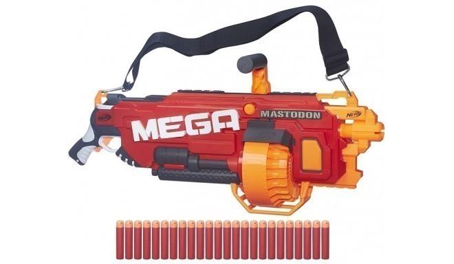 Nerf toy gun N-Strike Elite MEGA Mastodon