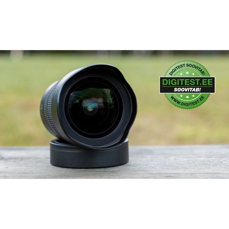 Tamron SP 15-30мм f/2.8 Di VC USD объектив для Canon