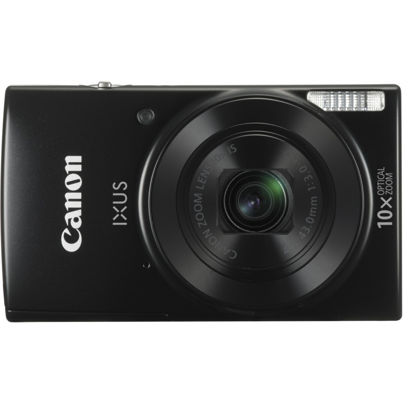 Canon Digital Ixus 180, черный