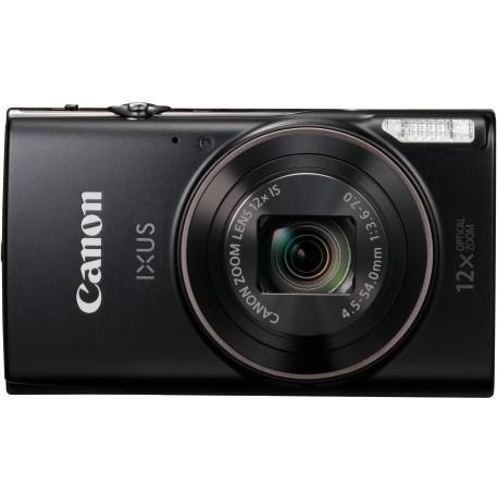Canon Digital Ixus 285 HS, черный
