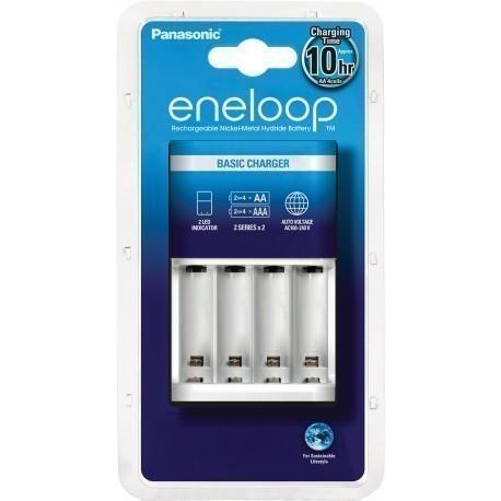 Panasonic eneloop battery charger BQ-CC51