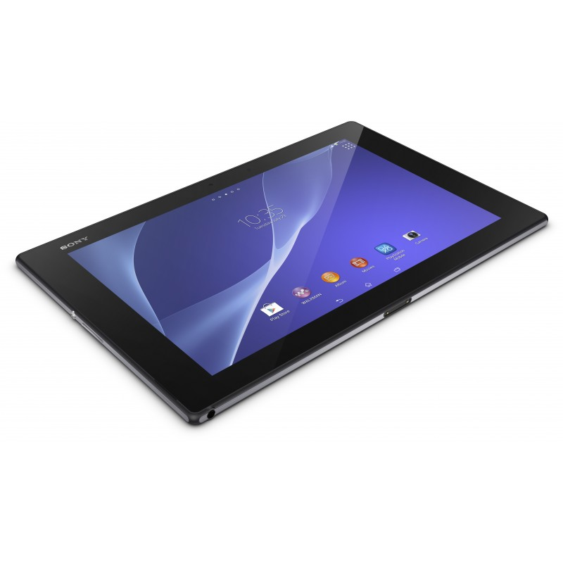 sony xperia tablet z2 16gb lte black tablets photopoint. Black Bedroom Furniture Sets. Home Design Ideas
