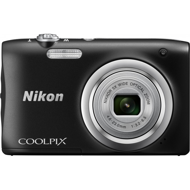 Nikon Coolpix A100, must
