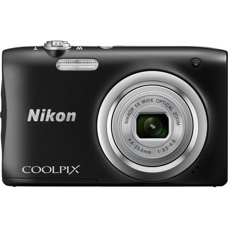 Nikon Coolpix A100, черный