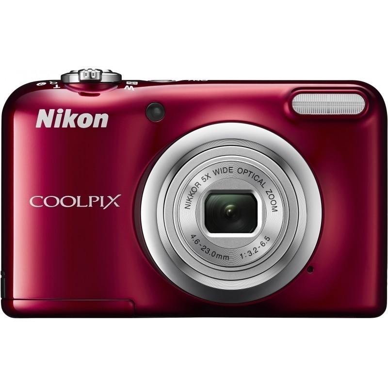 Nikon Coolpix A10, punane