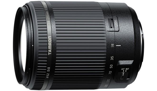 Tamron 18-200mm f/3.5-6.3 DI II objektiiv Sonyle