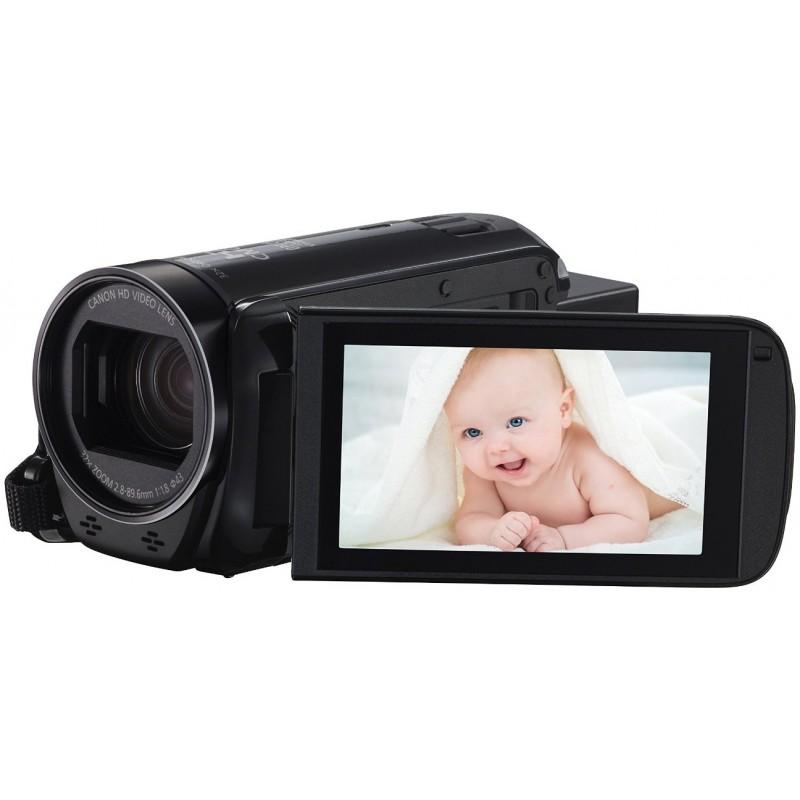 Canon Legria HF R706, must