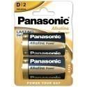 Panasonic battery LR20APB/2BP